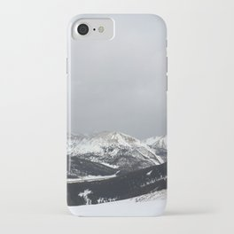 Keystone Mountains - Colorado iPhone Case