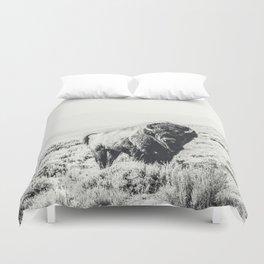 Nomad Buffalo Duvet Cover