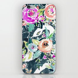 SNAKE IN THE GARDEN iPhone Skin