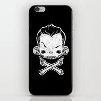 rebel iPhone & iPod Skins featuring Rebel by saimen