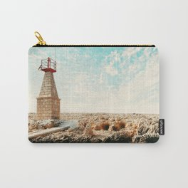 Lighthouse Dreamy Landscape Carry-All Pouch