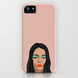 70s Vibe iPhone Case