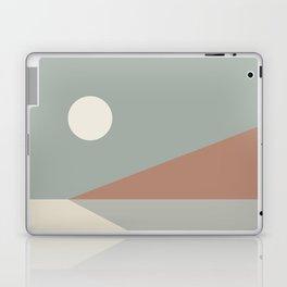 Geometric Landscape 03 Laptop & iPad Skin