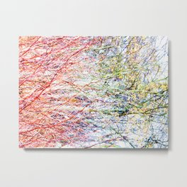 color all over Metal Print