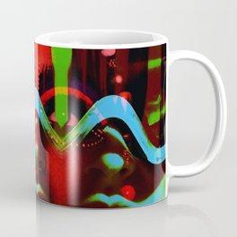 ThreeFaces Coffee Mug