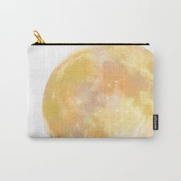 moon tapestry for window screening Carry-All Pouch