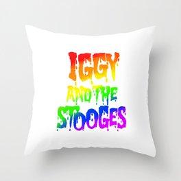 Iggy & The Stooges Shirt, Sticker, Mask Classic T-Shirt Throw Pillow