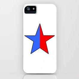Flag of Paris 1 iPhone Case