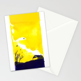 Between Days Stationery Cards