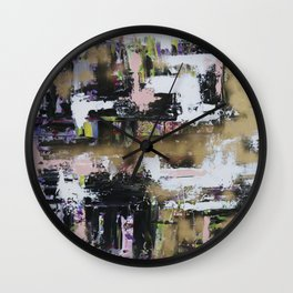 Vanish Wall Clock