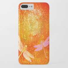 Dragonflies the forgotten clearing iPhone 7 Plus Slim Case