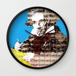 Ludwig van Beethoven 2 Wall Clock