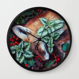 Circle of Balance Wall Clock
