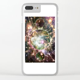"""Subliminal"" by Brock Springstead Clear iPhone Case"