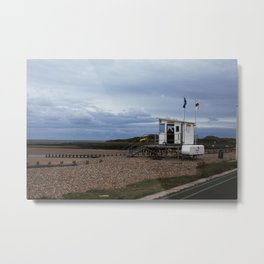 Littlehampton Beach_8 Metal Print