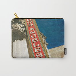 1931 Los Angeles Theatre Vintage Sign Carry-All Pouch