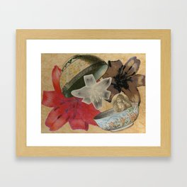 The Oblique Signal (Feng Shui Mishap No. 22) Framed Art Print
