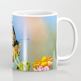 Monarch Visitor Coffee Mug