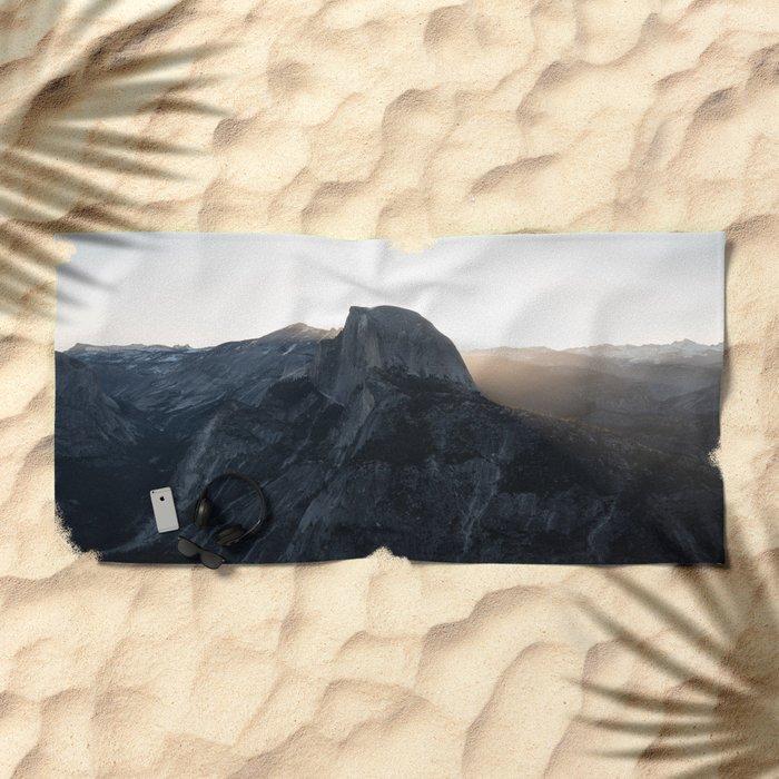 Beautiful Yosemite 2 Beach Towel