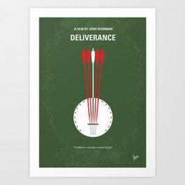 No020 My Deliverance MMP Art Print