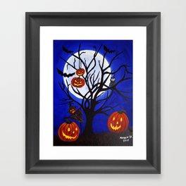 Halloween-5 Framed Art Print