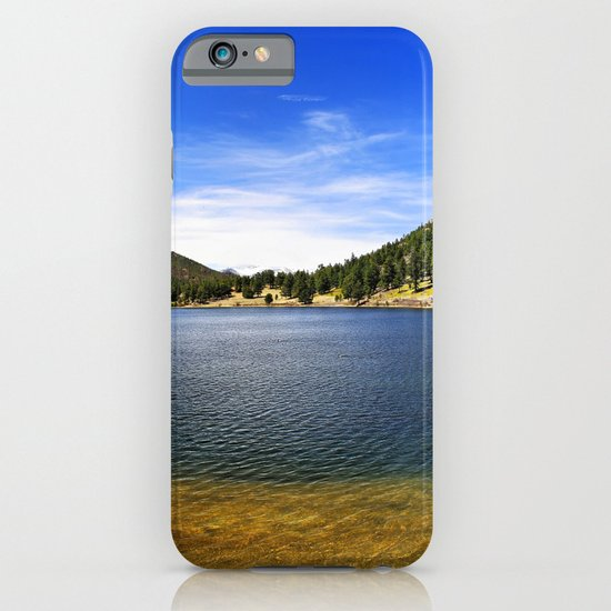 Lily Lake iPhone & iPod Case