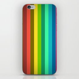 Colors LAB  iPhone Skin