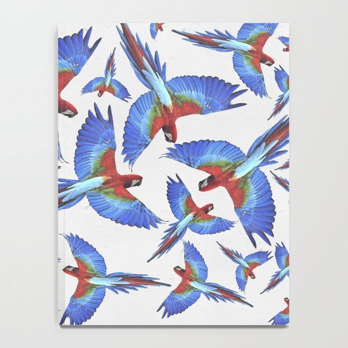 Parrot. Notebook