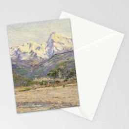 The Valley of the Nervia Stationery Cards