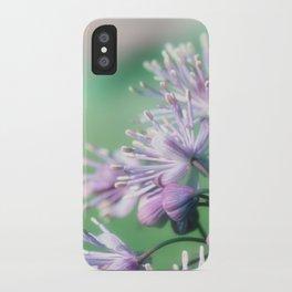 Rue close up iPhone Case
