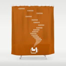 Coffee Coffee Coffee Shower Curtain