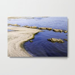 Salton Sea Blues Metal Print
