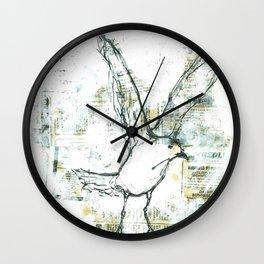 Jonathon seagull Wall Clock