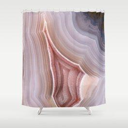 Mexican Laguna Agate Shower Curtain