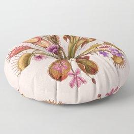Alluring Death Floor Pillow