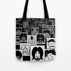 SF Guess Who? Tote Bag