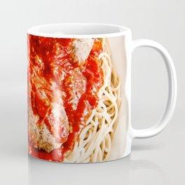On Top of Spaghetti Coffee Mug