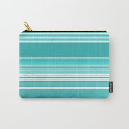 Gradient blue Carry-All Pouch