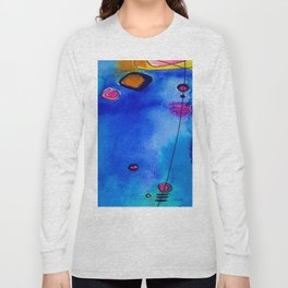 Magical Thinking No. 2C by Kathy Morton Stanion Long Sleeve T-shirt