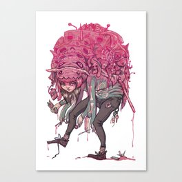 Hoarder Canvas Print