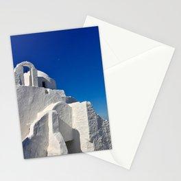 Panagia Paraportiani - Mykonos, Greece Stationery Cards