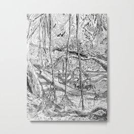 Banyan 3 Metal Print