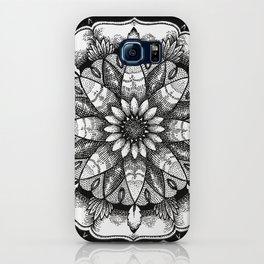 FlowerMandala iPhone Case
