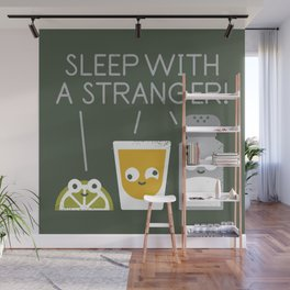 Sublimeinal Message Wall Mural