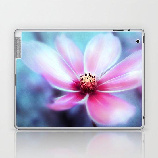 RED SATIN Laptop & iPad Skin