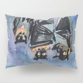 Bat Fam Pillow Sham