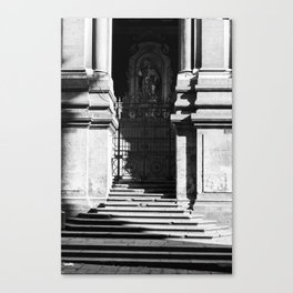 NAPLES POSTCARD 008 Canvas Print