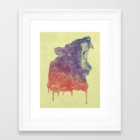 camo Framed Art Prints featuring camo  by samalope