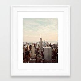 Empire Views Framed Art Print