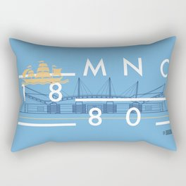 Etihad Stadium - Manchester City Rectangular Pillow